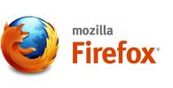 「Mozilla FireFox」ロゴ画像
